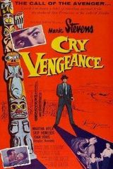 Cry Vengeance 1954 DVD - Mark Stevens / Martha Hyer